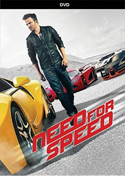 Amazon Com Need For Speed Aaron Paul Dominic Cooper Imogen