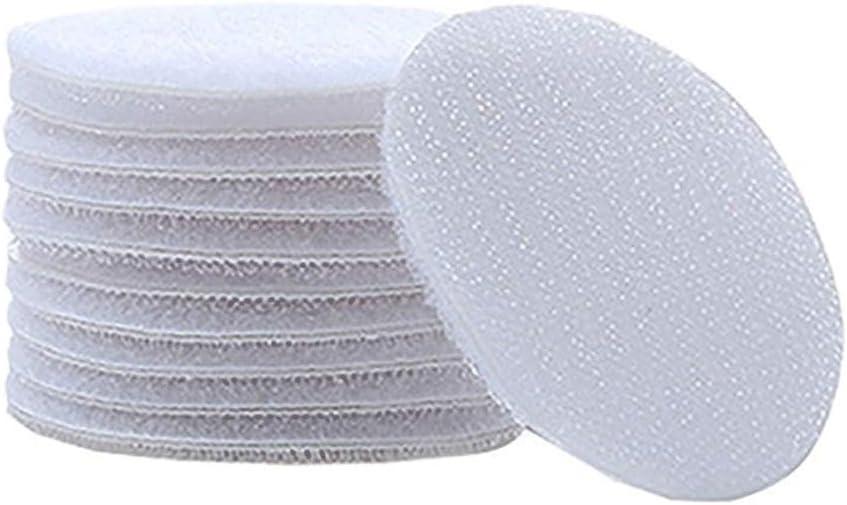 10Pairs Velcros Self Adhesive Hook /& Loop Fastener Tape Nylon Sticker For DIY
