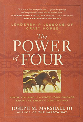 The Power of Four: Leadership Lessons of Crazy Horse by Sterling