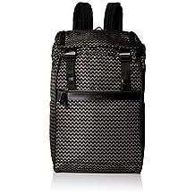 HUGO Hugo Boss Men's Digital Light Fantasy Backpack, Fantasy Grey