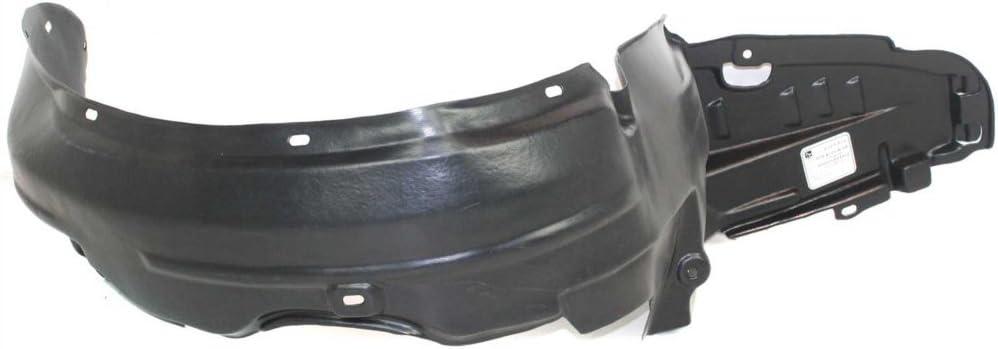 Fender Liner for 97-2001 Honda Prelude Front Left /& Right Side Set of 2
