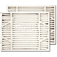 Honeywell Replacement Media Filter FC200E1037, 2-Pack