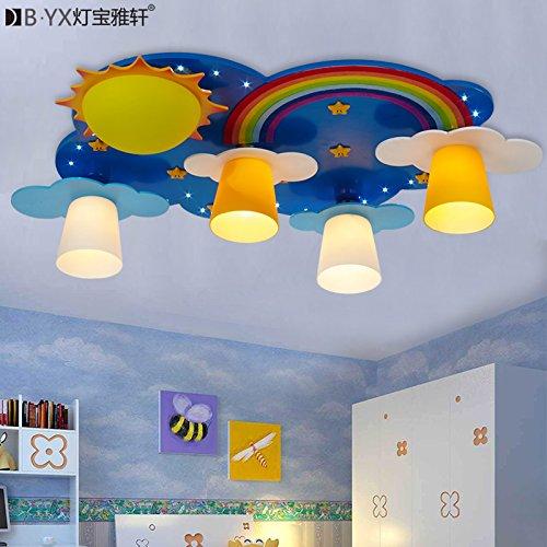 Das Schlafzimmer Für Kreative Kinder Lampe Deckenleuchte Led