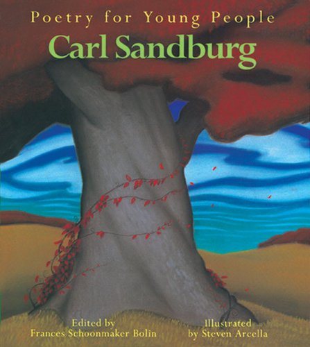 Carl Sandburg - Book  of the Poetry for Young People