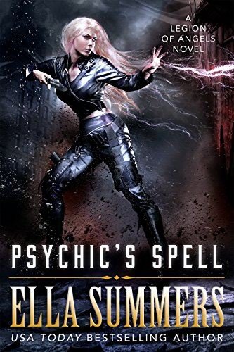 Psychic's Spell (Legion of Angels Book 6) cover