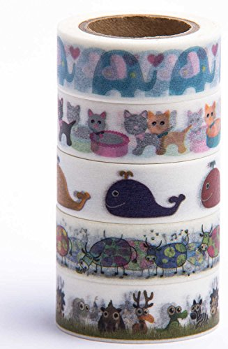 Washi Japanese Masking MIKOKA Inches