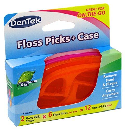 DenTek Floss Picks Flosser Colors