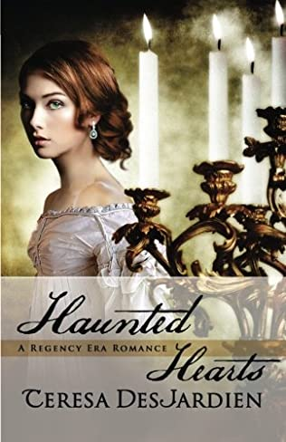 book cover of Haunted Hearts