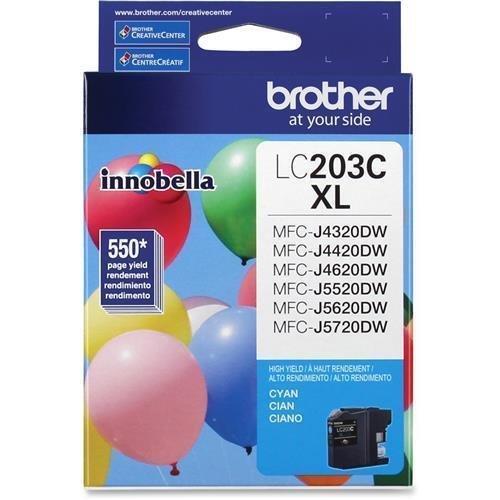 Brother Cartridge LC203 Yield LC203C