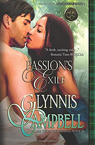 book cover of Passion\'s Exile