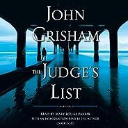 The Judge's List: A N