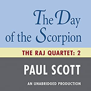 The Day of the Scorpion Audiobook