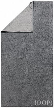 Joop Toalla de ducha Diamond Doubleface 1668 55 lim/ón 80 x 150