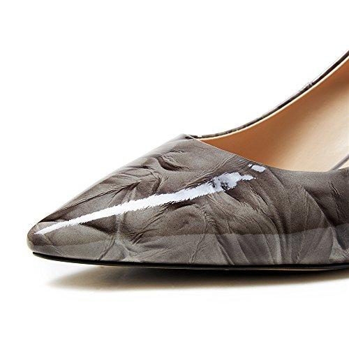 Nine SevenHeels - Sandalias con cuña mujer gris