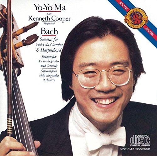 (Bach: Sonatas for Viola da gamba & Harpsichord)