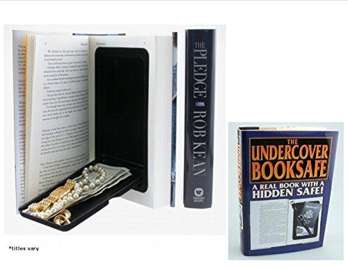 Small Hand Gun / Valuables Hidden Book Safe