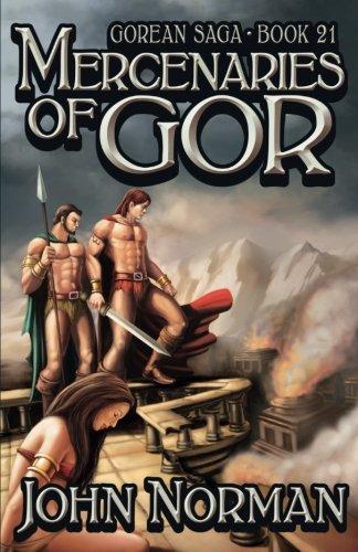 Mercenaries of Gor (Gorean Saga) by Open Road Media Sci-Fi & Fantasy