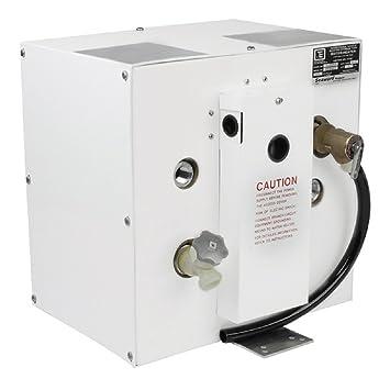 Whale Ballena s300ew Eléctrico Calentador de Agua de Aluminio, 3 Gallon