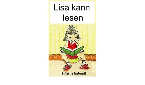 Buch für erstleser: Lisa kann lesen: Illustrierte kinderbücher ...