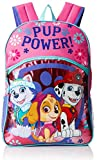 "Paw Patrol Little Girls Pup Power! 16"" Backpack, Pink, 16"