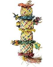 Planet Pleasures Flower Tower Bird Toy