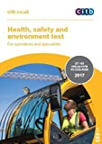 Health, Safety and Environment Test for Operatives and Specialists: GT 100/17 DVD 2017