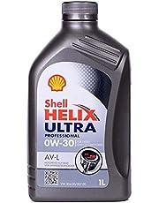 Shell, Helix Ultra Professional, AV-L 0W30, motorolie, 1 l