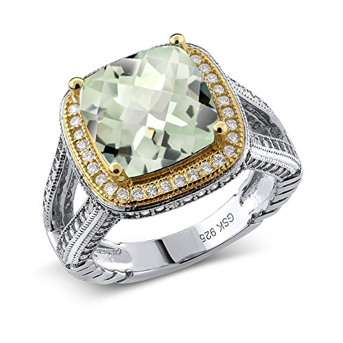 925 with green gem - 4