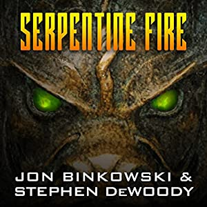 Serpentine Fire Audiobook