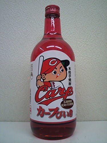 中国醸造 カープびいき 芋焼酎 広島東洋カープ公認 25度 720ml
