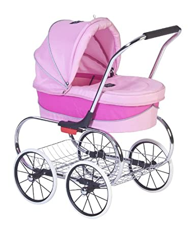 Amazon.com : Classic Bassinet Doll Stroller by Valco Baby : Valco ...