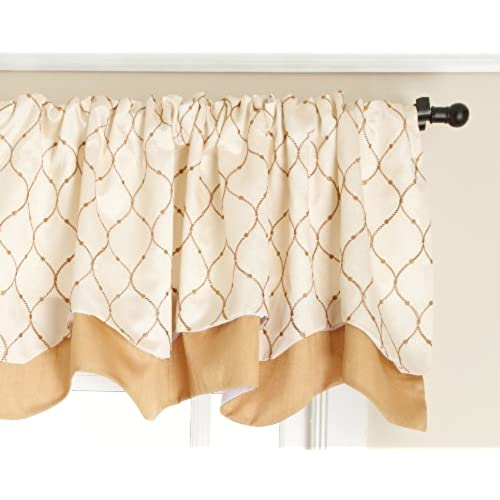 Kitchen Curtains From Amazon: Kitchen Curtains And Valances: Amazon.com