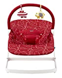 Bababing Float Baby Bouncer Red