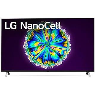 "LG 65NANO85UNA Alexa Built-In Nano 8 Series 65"" 4K Ultra HD Smart LED Nanocell TV (2020)"