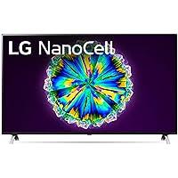 LG 65NANO85UNA Alexa Built-In NanoCell 85 Series 65″ 4K Smart UHD NanoCell TV (2020)