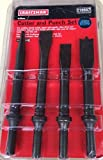 Craftsman 4 Pc Cutter and Punch Set