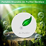 Aibrisk Mini Portable Air Purifier, Wearable Air