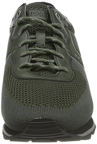 Capo Verde Parkour_runn Mens Sneakers Verde