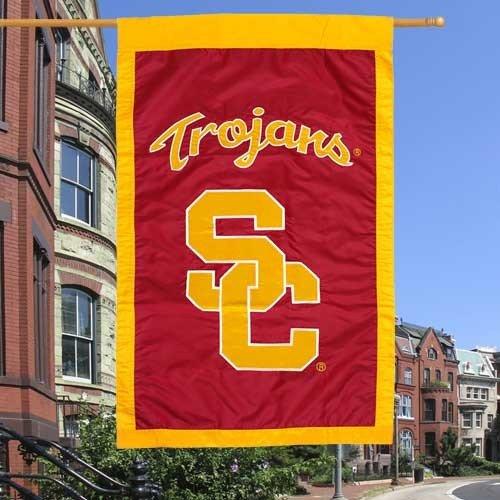 University of Southern California Trojans Flag - Regular Siz