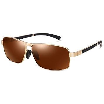 Amcer Gafas de Sol polarizadas para Exteriores, 100% de protección UV, Lente HD