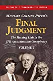 Final Judgment - The Missing Link In The JFK Assassination Conspiracy - Volume 2