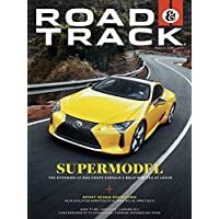 4-Yr Road & Track Magazine Subscription