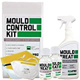 Rempro Mould Control & Prevention Kit - Includes Spray Cleaner & Paint Additive