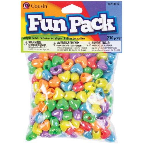 (Cousin Heart Beads Fun Pack)