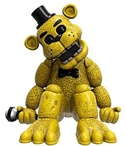 Funko Five Nights At Freddys Golden Freddy 2 Inch Vinyl Mini Figure Loose