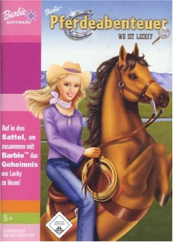 barbie pferdeabenteuer wo ist lucky