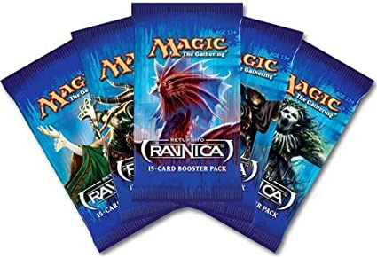 MTG Return to Ravnica Booster Pack NEW SEALED English Magic The Gathering