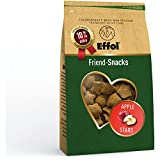 Effol Apple Stars Horse Treats 550g Brown