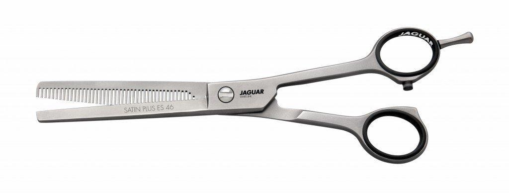 Jaguar Schere Satin Plus E 40 5 Zoll/13 cm, 1er Pack (1 x 1 Stück) 1er Pack (1 x 1 Stück) 3850