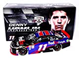 AUTOGRAPHED 2016 Denny Hamlin #11 FedEx Freight Racing (Joe Gibbs Team) Brand New Toyota Signed Lionel 1/24 NASCAR Diecast Car with COA (#424 of only 685 produced!)